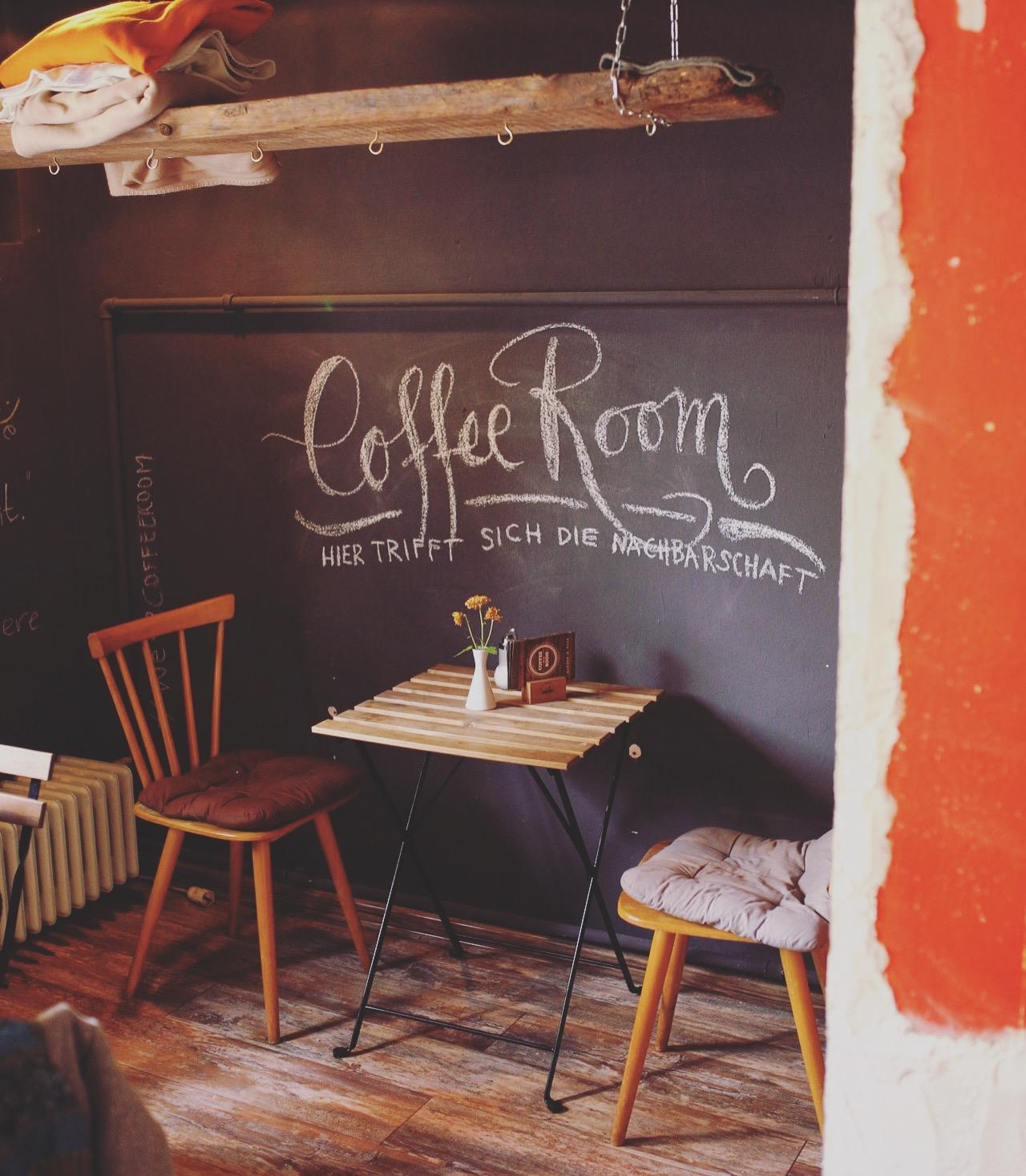 Lifestyle im Coffee Room Konstanz