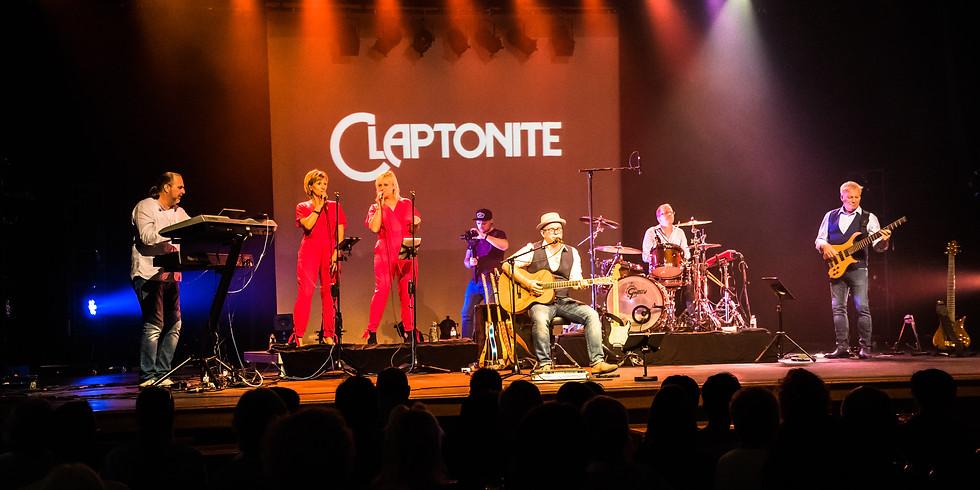 Claptonite @ Cultuurcafé Linkeroever