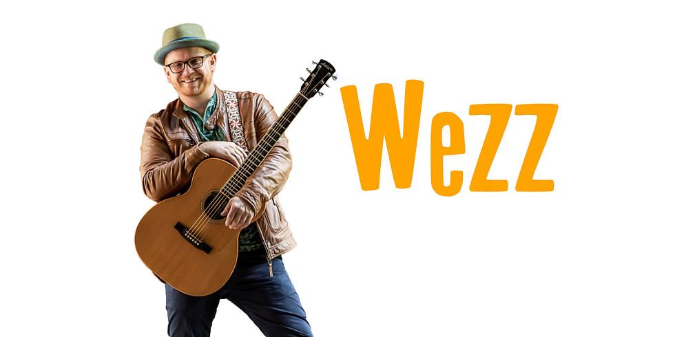 Wezz @ Koffieconcert