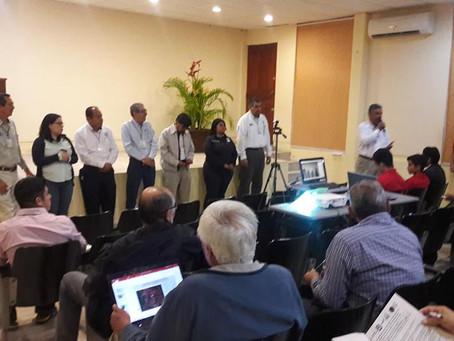 DESARROLLA EL INSTITUTO TECNOLÓGICO DE ALTAMIRA EN COORDINACION CON ESTUDIANTES  LA IX REUNION NACIO