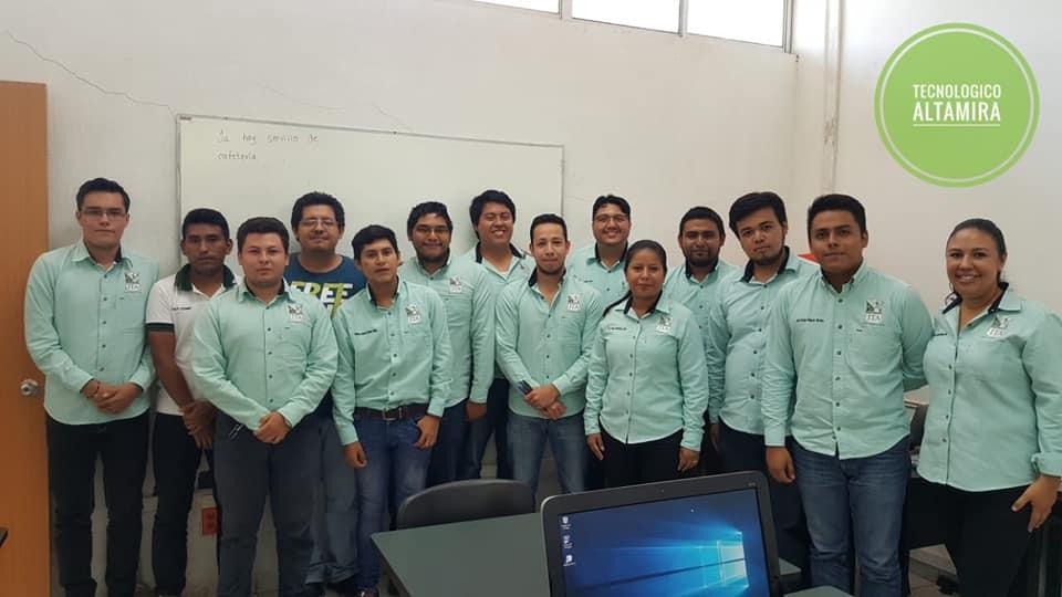 Participantes Tamcoder primera etapa