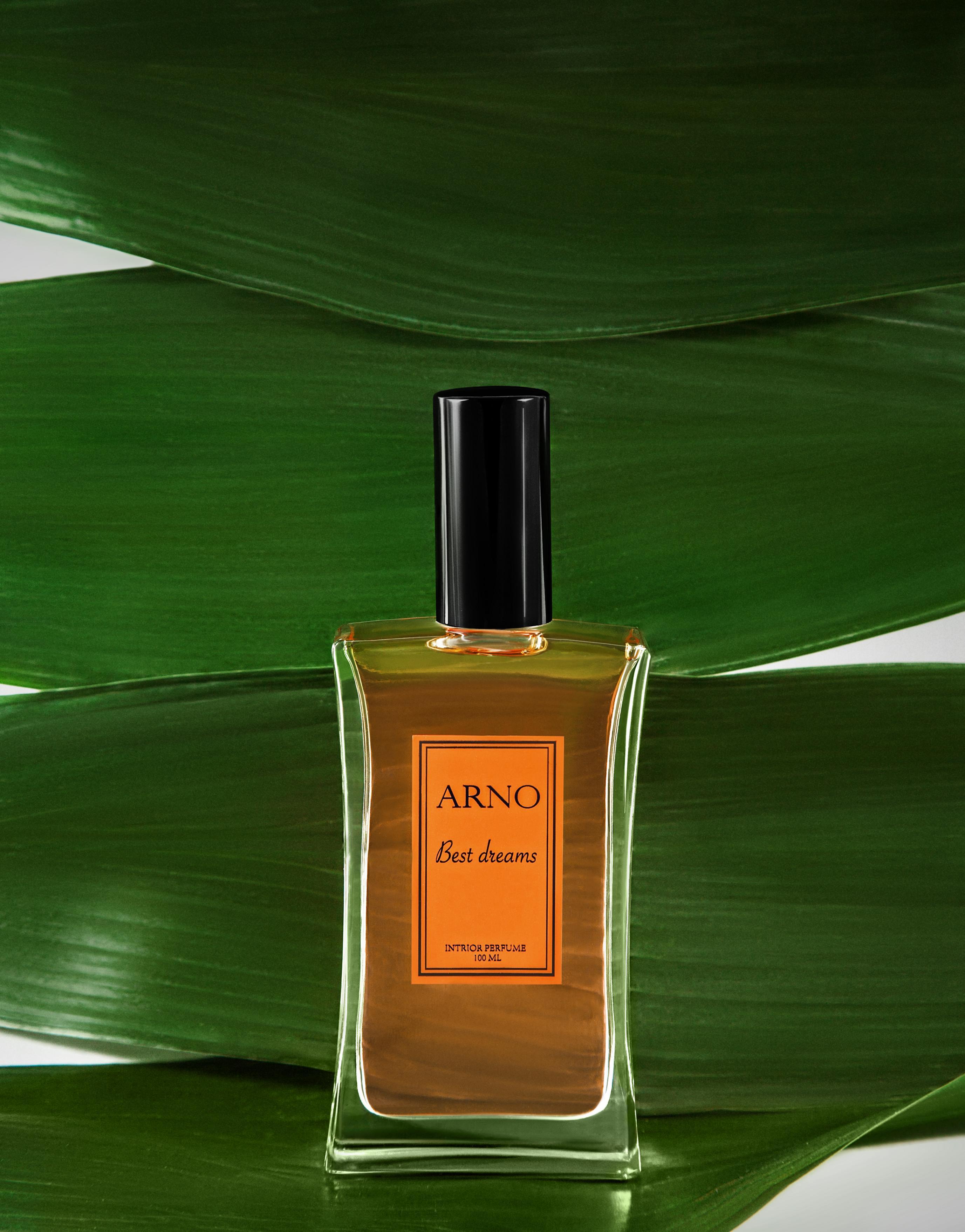 Campagne publicitaire pour un nouveau parfum d'intérieur