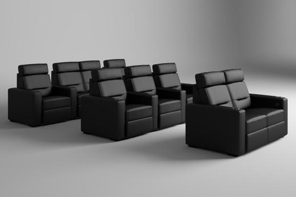 AV Basics Theater Seating