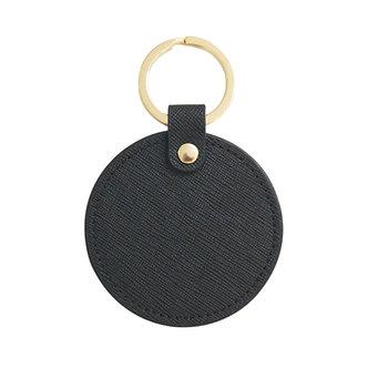 Saffiano Leather Keyholder
