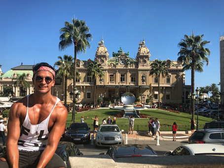 A DAY IN MONACO – THE LUXURIOUS TINY COUNTRY