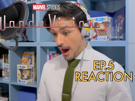 WANDAVISION EP.5 REACTION VIDEO
