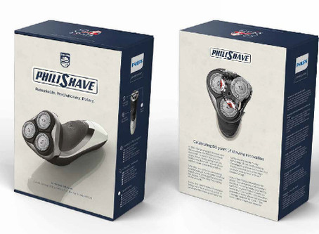 INTRODUCING PHILIPS PHILISHAVE HERITAGE EDITION