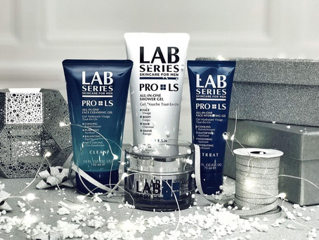 THE TOP LAB SERIES SKINCARE ITEMS FOR MEN