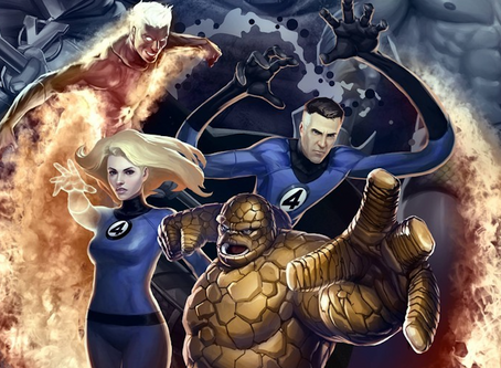 FANTASTIC FOUR PHASE 4 DREAM CAST & THE BEST SUMMER SCENTS