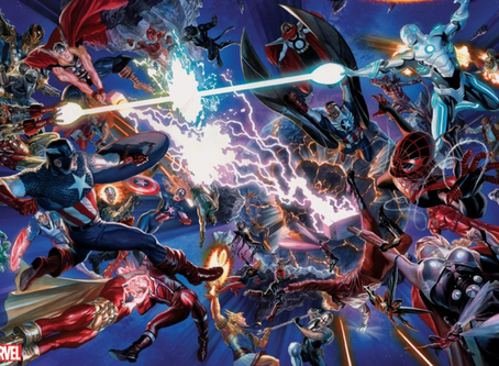 DID THE RUSSO BROS. CONFIRM THE X-MEN IN THE MCU