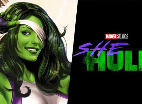 WHO IS SHE-HULK?!