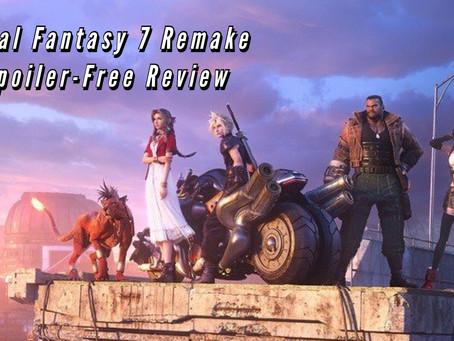 VIDEO: FINAL FANTASY 7 REMAKE SPOILER-FREE REVIEW