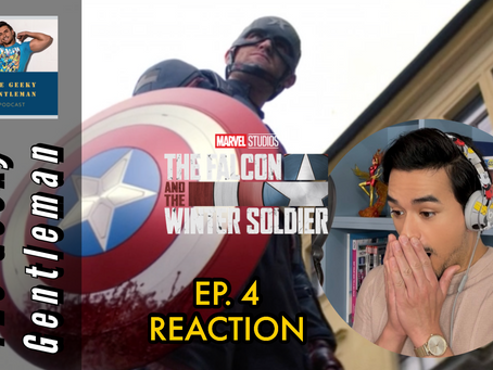 THE FALCON & THE WINTER SOLDIER EP. 4 REACTION VIDEO