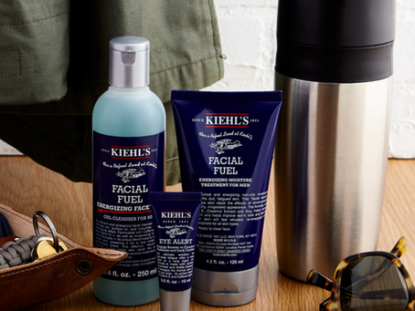 TOP 5 FACIAL CLEANSERS FOR MEN