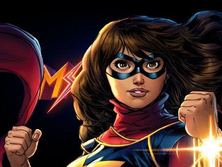 WHO IS MS. MARVEL?