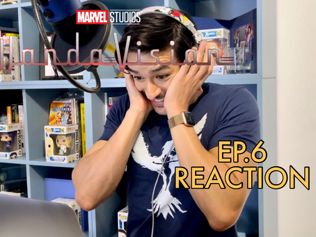 WANDAVISION EP.6 REACTION VIDEO