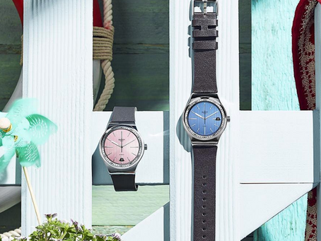 SWATCH AND HACKETT LONDON CELEBRATE THEIR NEW JOINT COLLECTION