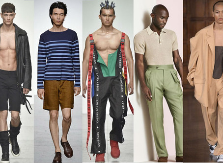 The top five designers of London Fashion Week Men's Spring/Summer 2017