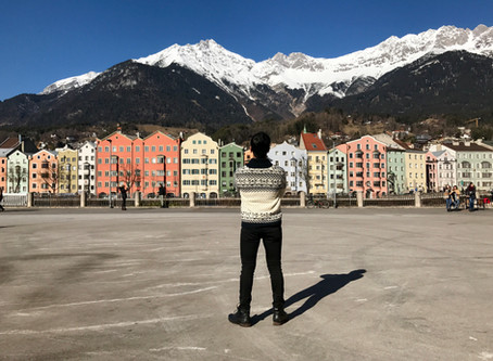TAKE A LOOK AT INNSBRUCK, AUSTRIA AS WE FINISH OUR CONTIKI PHOTOSHOOT IN THIS WONDROUS CITY