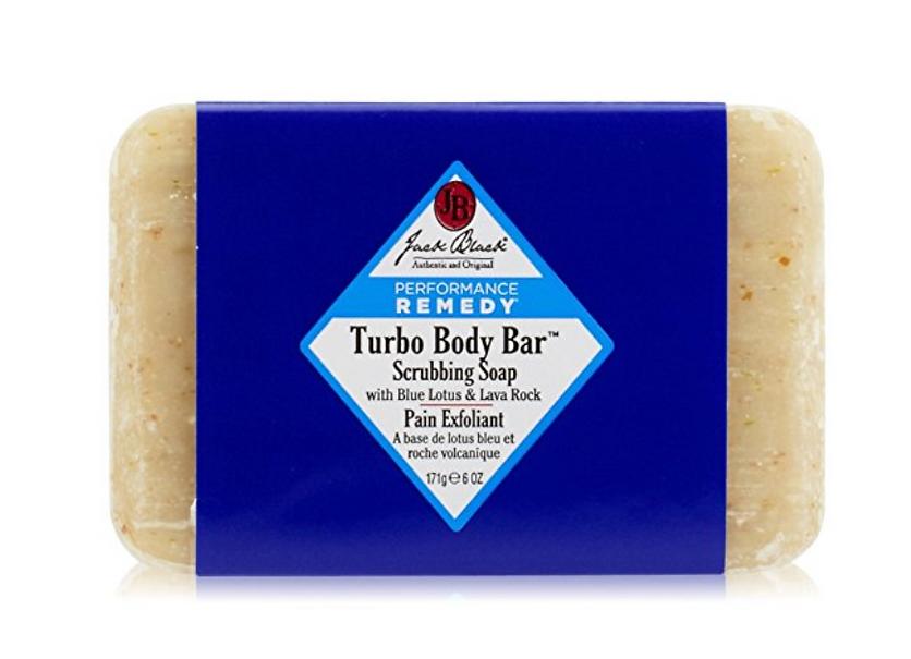 skin exfoliating soap