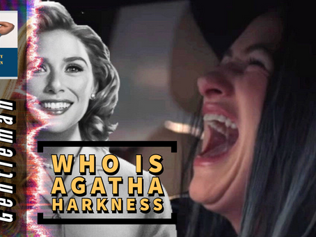 WHO IS AGATHA HARKNESS?!