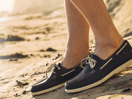 LET SEBAGO COMPLETE YOUR SUMMER OUTFIT
