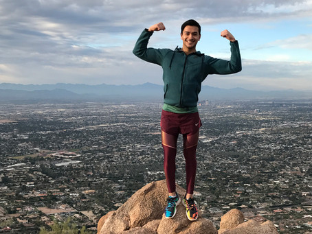 How this city-living guy found a love of the great outdoors in Scottsdale, Arizona