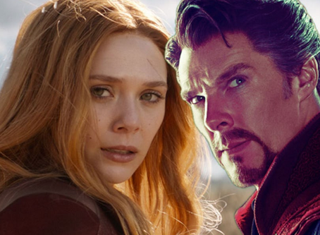 SCARLET WITCH'S FUTURE IN PHASE 4 OF THE MCU