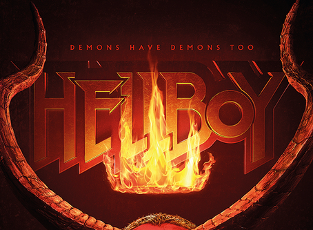 HELLBOY | OFFICIAL TRAILER HERE