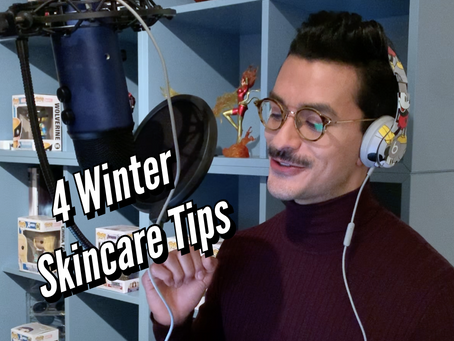 VIDEO: 4 WINTER SKINCARE TIPS