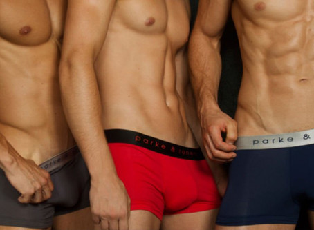 These top 5 underwear brands are for any guy who loves to feel sexy