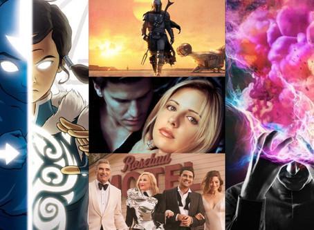 TOP 10 TV SHOWS TO BINGE-WATCH