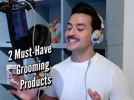 VIDEO: 2 MUST-HAVE GROOMING PRODUCTS