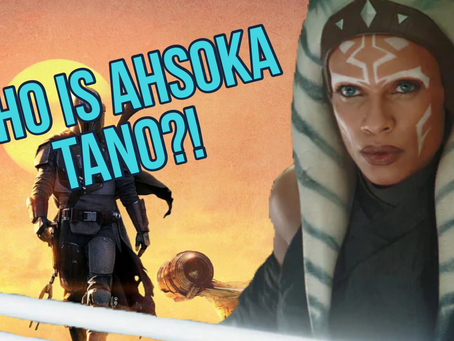 WHO IS AHSOKA TANO?!