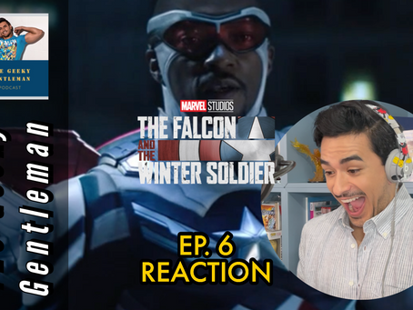 THE FALCON & THE WINTER SOLDIER EP. 6 REACTION VIDEO