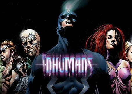 INHUMANS REBOOTED IN THE MCU?