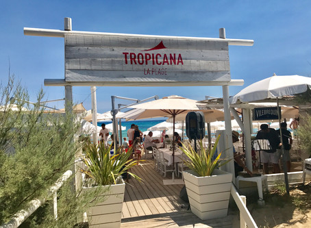 TROPICANA IS A SLICE OF BEACH HEAVEN