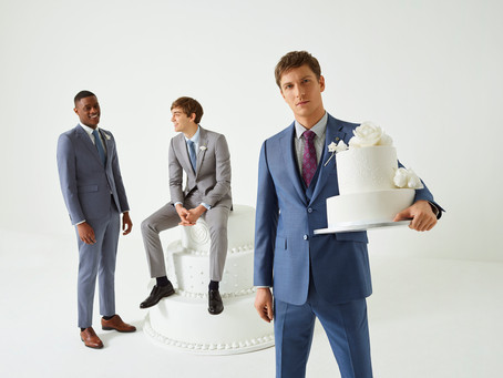 TED BAKER UNVEILS THEIR SS19 TIE THE KNOT COLLECTION
