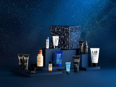 INTRODUCING THE GROOMING CONSTELLATION - A COLLECTION OF MALE GROOMING MUST-HAVES!