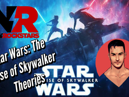 VIDEO: STAR WARS: THE RISE OF SKYWALKER THEORIES