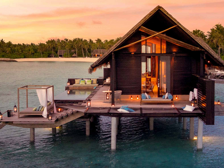 EXPLORING THE FAMOUS OVER-WATER VILLAS OF THE ONE & ONLY REETHI RAH MALDIVES