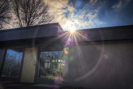 Garage Creative Studios Front Door