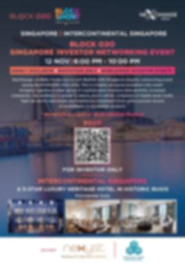 Block O2O Investor Networking Meeting.jp