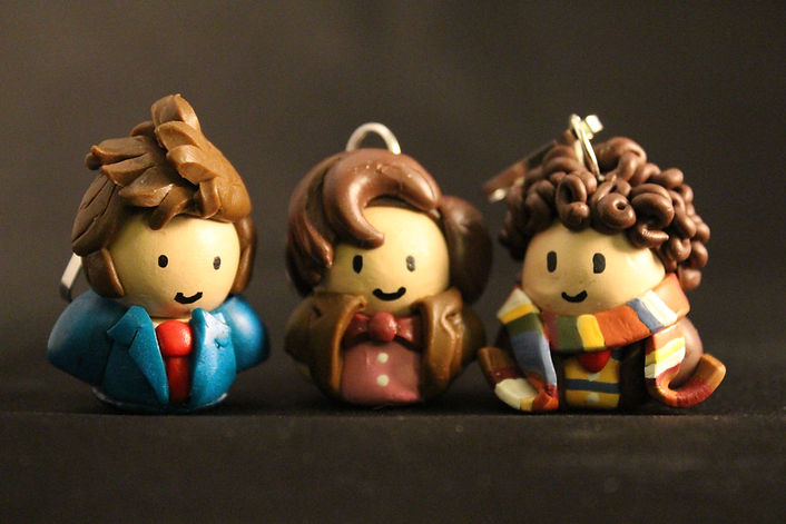 The-10th-11th-4th-Dr-Doctor-Who-Polymer-