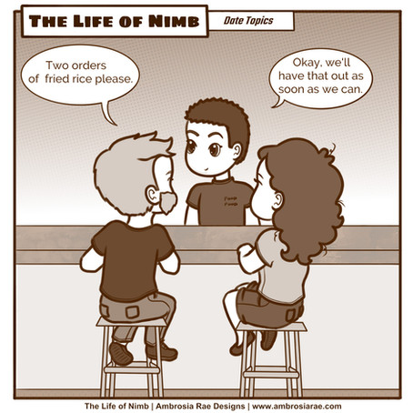 The Life of Nimb - Date Topics - Episode #012