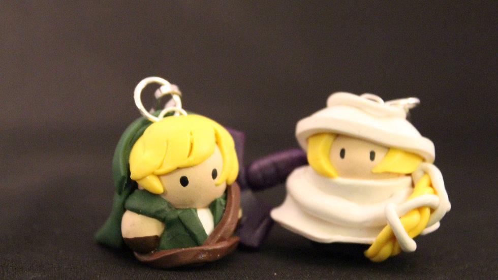 'Legend of Zelda Series' Chibi Charms