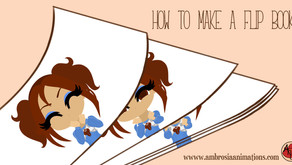 How To Make An Animation Flip Book
