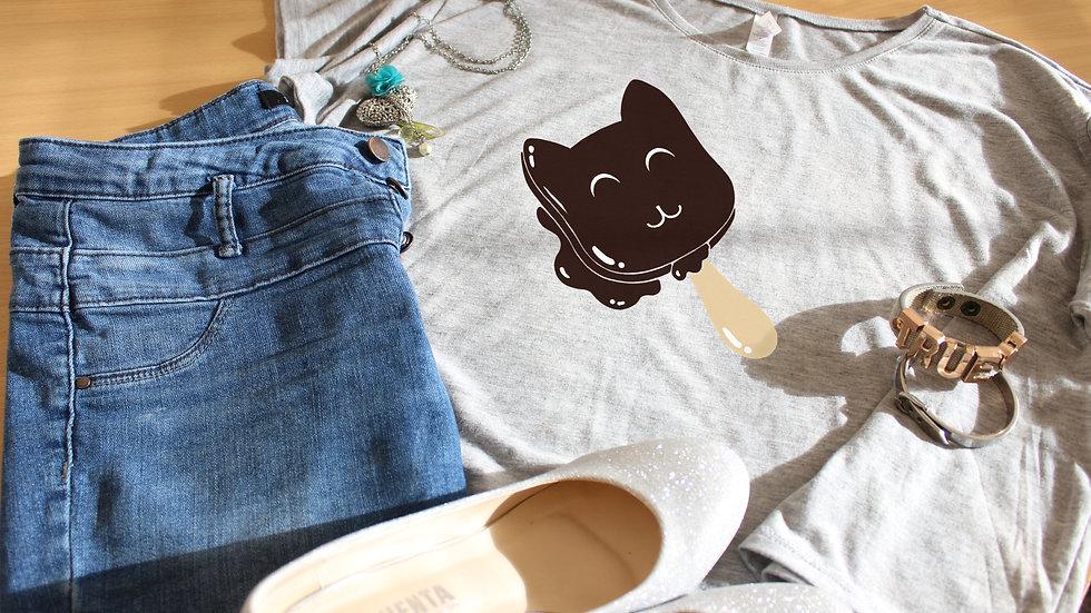 'Ice Cat Cream' Graphic Tee