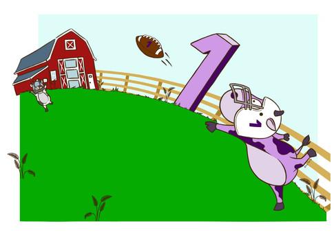 Cow Illustration #2