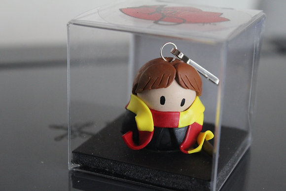 Ron Weasley Harry Potter Polymer Clay Chibi Charm